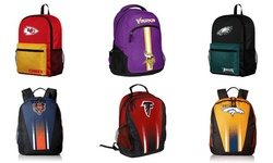 NFL Backpack with Team Logo by Forever Collectible