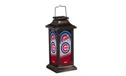 MLB Solar Garden Lantern