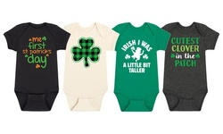Instant Message: O'Baby St Patrick's Day Bodysuits