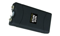 3,000,000 Volt Stun Gun with LED Flashlight and Nylon Carrying Case