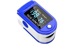 Fingertip Pulse Oximeter Blood Oxygen Saturation Meter Monitor Finger SpO2