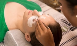 Eyelash Extensions at Champagne Lashes (Up to 42% Off). 14 Options Available.