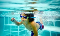 $40 for New Student Swimming Package for One at SafeSplash Swim School ($85.95 Value)