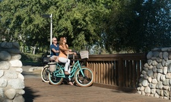 One- or Seven-Hour Electric Bike Rental at Pedego Electric Bikes (Up to 25% Off)