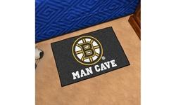 """Fanmats NHL 19"""" x 30"""" Man Cave Starter Mat"""