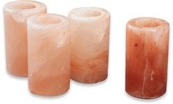 Liquid Therapy Himalayan Salt Shot Glasses (Set of 4)