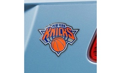 Fanmats 3D NBA Metal Color Emblem