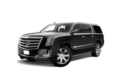 Pittsburgh Departure Chauffeur Driven Transport by SUV