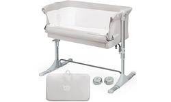 Babyjoy Portable Baby Bed Side Sleeper Infant Travel Bassinet Crib
