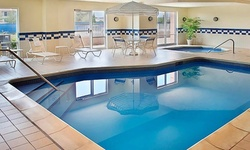 Stay at Fairfield Inn & Suites Newark Liberty International Airport in New Jersey