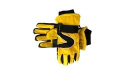 Insulated Winter Waterproof Windproof Ski Gloves for Kids-Boys & Girls (7-12 yr)
