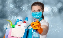 Up to 73% Off on Four Man Hour of Cleaning Services at Zoompon