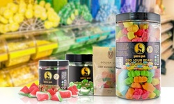 CBD Products from Golden Goat (Up to 56% Off). Three Options Available.