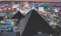 Stay at Luxor Hotel and Casino in Las Vegas, NV