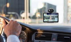 iMounTEK Car/Truck Voice Lane GPS Navigation, 8GB, Lifetime Free Map Update