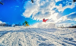 Stay with Ski-Lift Tickets at Treetops Resort in Gaylord, MI