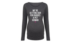 Mom To Be Belly Laughs Maternity Tees