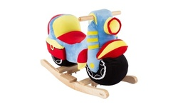 Plush Ride On Rocking Toys for Toddlers