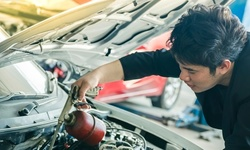 Semi- or Full-Synthetic Oil Change at All Tune and Lube (Up to 58% Off)