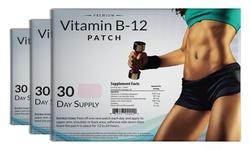 Vitamin B12 & Guarana Slim Patches (30-Per Pack)