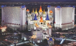 Stay at Excalibur Hotel & Casino in Las Vegas, NV