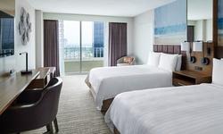 Stay at Warner Center Marriott Woodland Hills in Los Angeles, CA