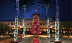 Stay with Admission to Christmas Festival at the 5-Star Fairmont Scottsdale Princess, AZ.