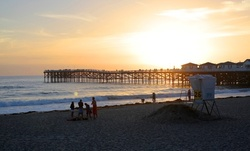 Stay at Pacific Shores Inn in San Diego, CA