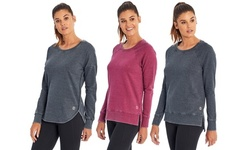 Women's Balance Collection Burnout Pullover