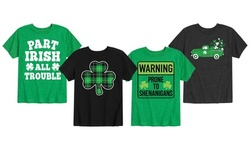 Instant Message: Kids' St Patrick's Day Irish Tees