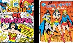 """DC COMICS """"GIRL POWER"""" 2-BOOK SET"""