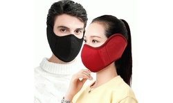 Ear Muff Face Mask- 5 Colors
