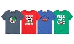 Instant Message: Kids Farm Animals Country Tee