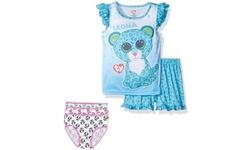 Shopkins Girls Pajamas Short Sets or Nightgown