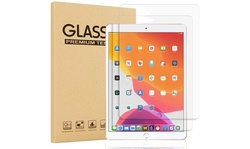 (2 Pack) Tempered Glass Screen Protector for Apple iPad 10.2 Released in 2019