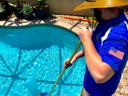 Up to 25% Off on Pool Cleaning at Blue Trident Pool Service