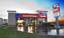 Oil Change at Valvoline Instant Oil Change (Up to 42% Off)