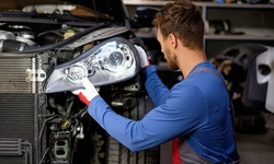 Up to 50% Off on Car & Automotive Head / Tail Light Replacement at KNEI Services