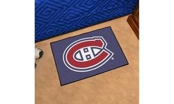 "NHL Starter Mat 30"" x 19"" Area Rug"
