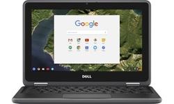 """Dell Chromebook 11 3180 11.6"""" Celeron N3060-4 GB RAM-16 GB eMMC (Refurb A Grade)"""