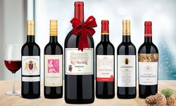 Five French Red Wines and One Magnum of French Red Wine from Wine Insiders (68% Off)