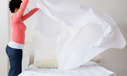 Four Labor-Hours of Spring, Move Out, or Bronze House Cleaning from Candice Cleaners (Up to 36% Off)