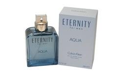 Eternity Aqua For Men By Calvin Klein Eau De Toilette Spray 6.7 oz