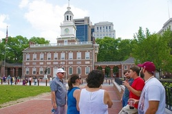 Small-Group Founding Fathers and Independence Walking Tour