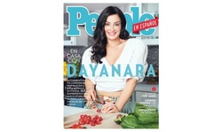 People en Español Magazine Subscription for Six Months or One Year (Up to 49% Off)
