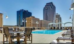 Stay at Wyndham San Antonio River Walk, TX.