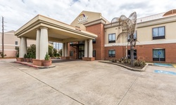 Stay at Sleep Inn & Suites Stafford – Sugarland in Texas.