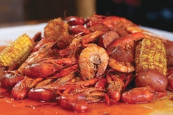 $15 For $30 Worth Of Cajun Seafood (Also Valid On Take-Out W/Min. Purchase Of $45)