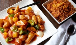 $10.88 for $20 Worth of Chinese and Japanese Take-Out at Rice Kitchen