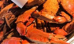 Seafood from Blue Crab Trading Company (Up to 65% Off). Three Options.